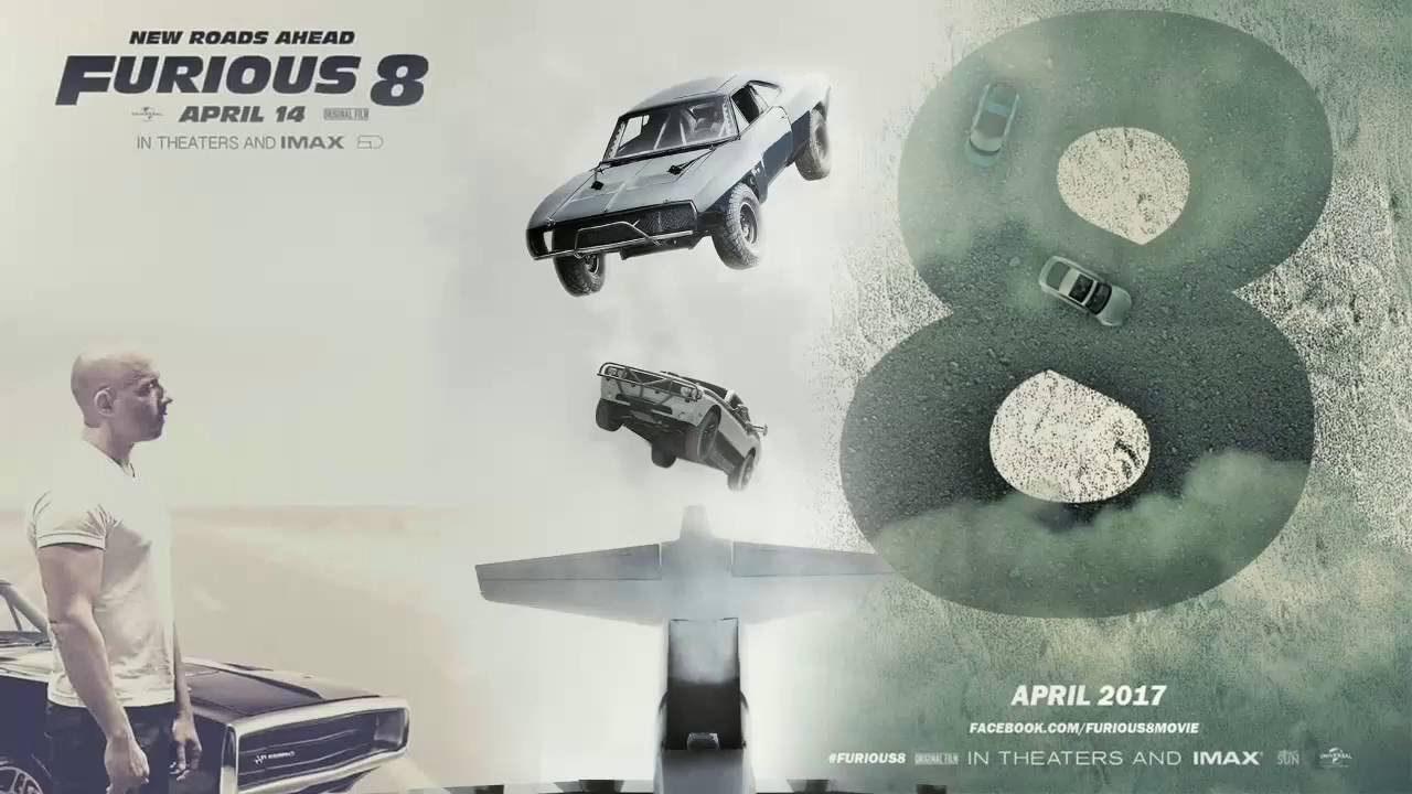 ワイルドスピード8のトレーラーが公開されたぞ!!