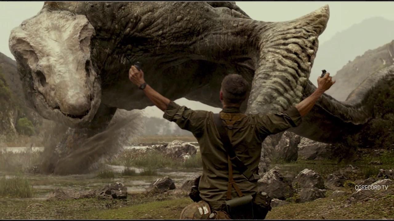 キングコング:髑髏島の巨神のブレイクダウンが来たぞ!!