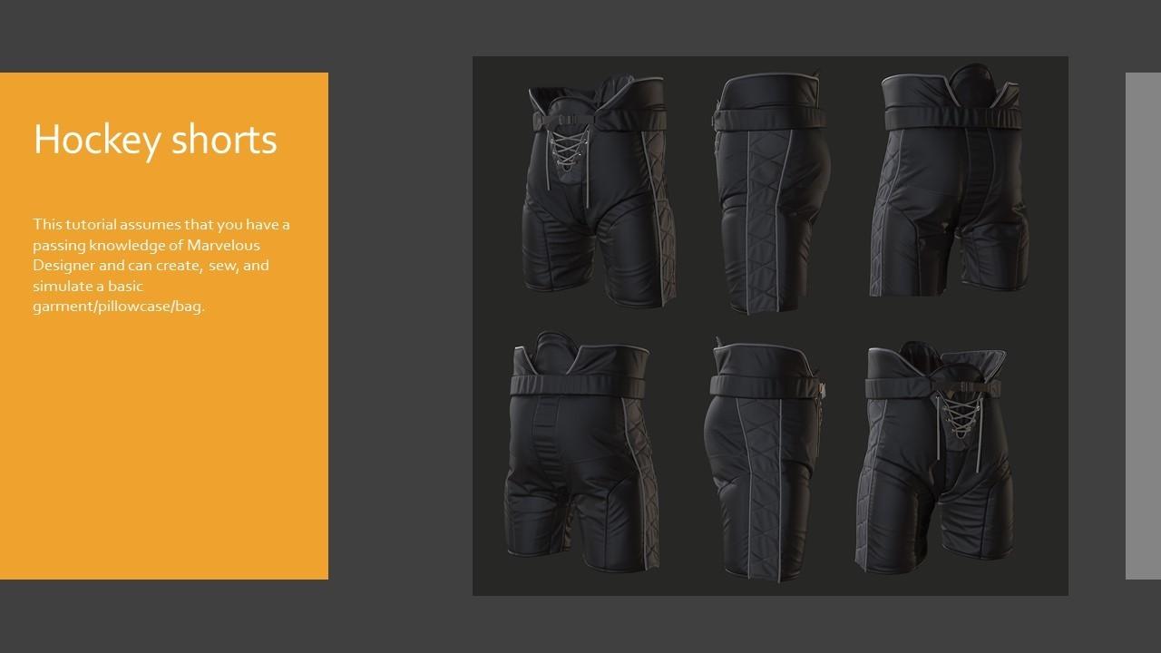 マーベラスデザイナーでズボンを作るチュートリアル!